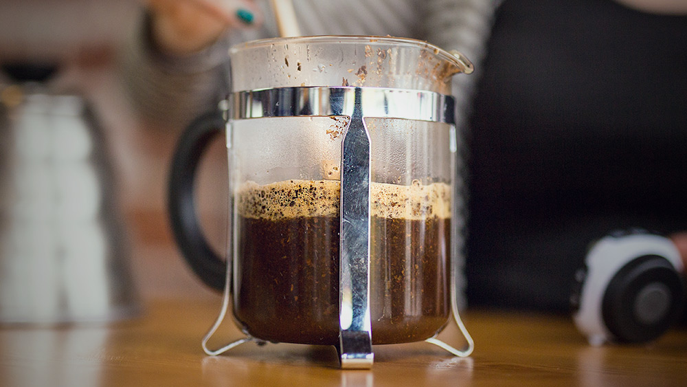 How To Brew French Press With Crema Co