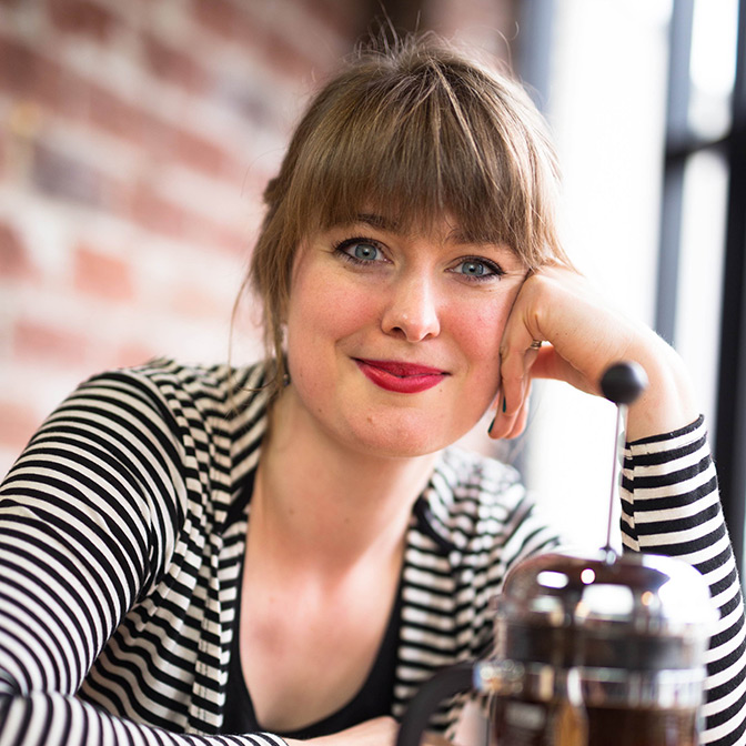 Emily McIntyre, Founder & Coffee Director
